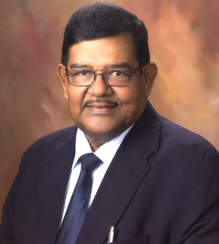 S. P. Verma  - Founder Chairman